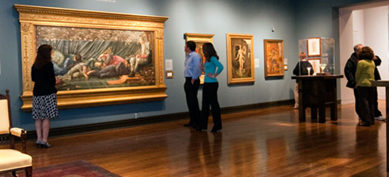 Delaware Art Musem and the Pre-Raphaelities